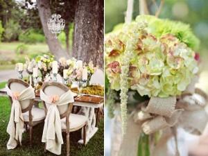 rustic wedding ideas, wedding table ideas, wedding flower ideas