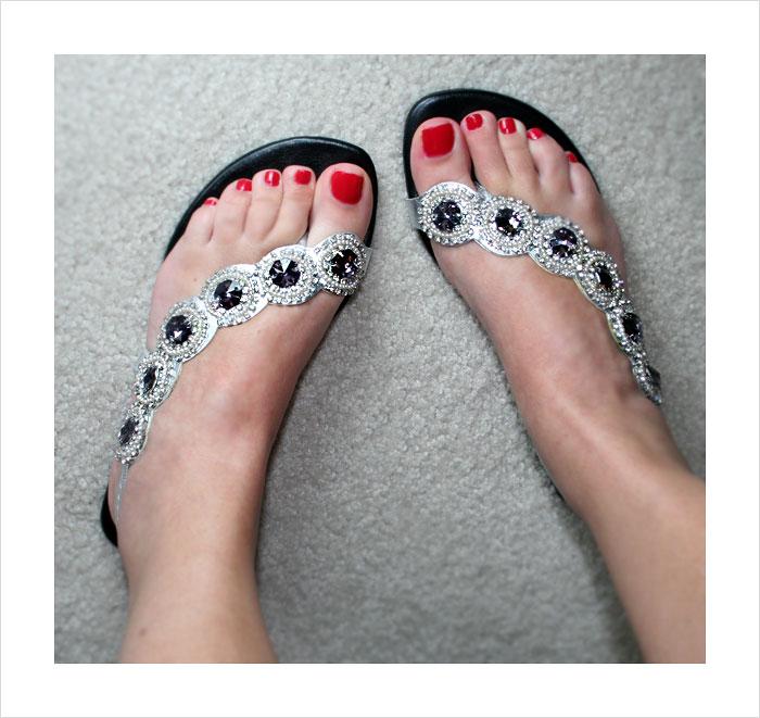 56cfd69e47527 Fibi   Clo NEW YORK Sandals - Custom Save the Dates