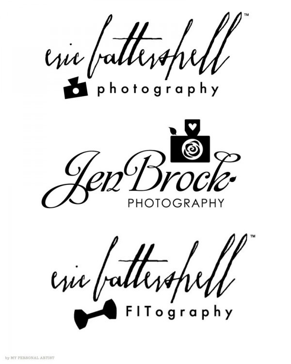 High-quality logo design by Michelle Mospens. \ MyPersonalArtist.com