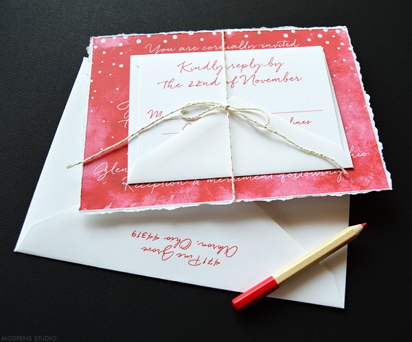 red-watercolor-winter-wedding-invitations