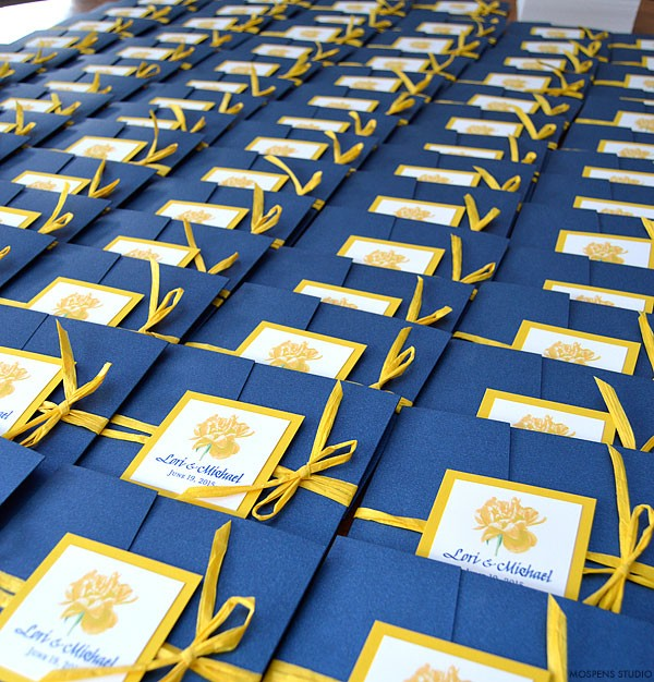 yellow-navy-blue-wedding-invitations