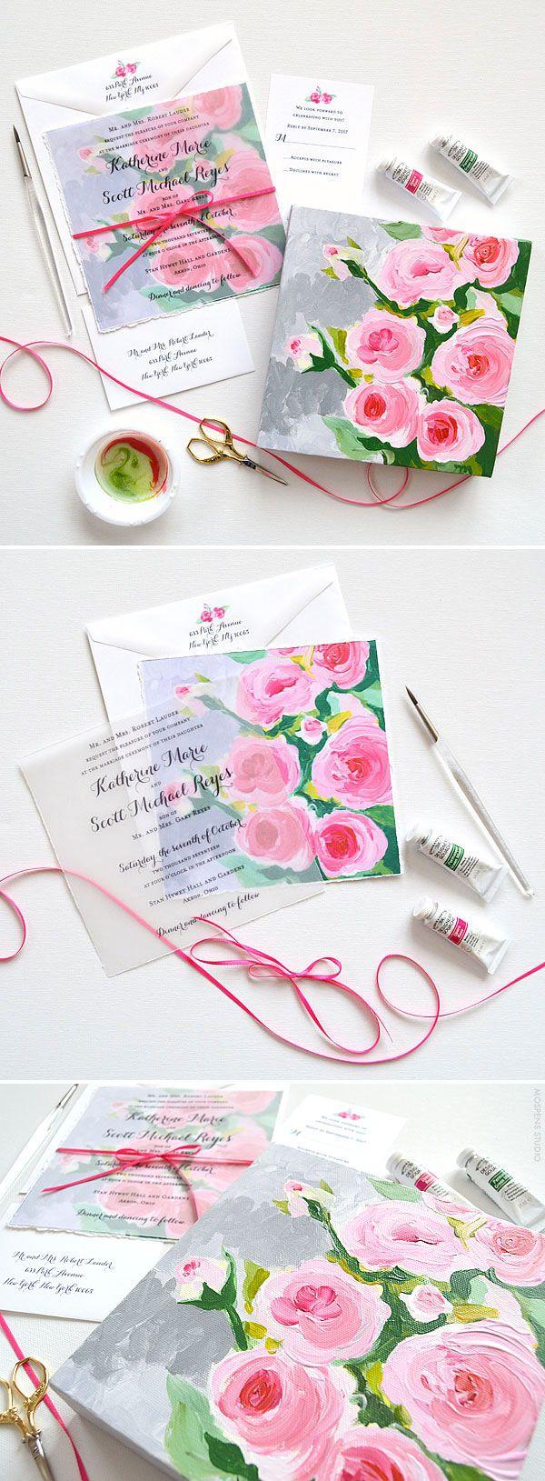 Custom Save the Dates, Unique Wedding Invitations & Personalized ...
