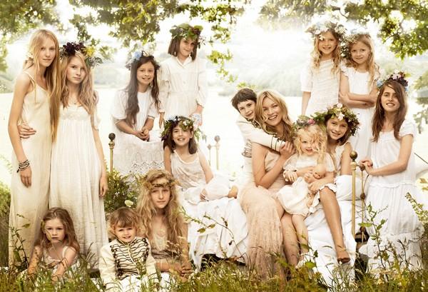 Boho chic / Elegant bohemian wedding inspiration / Mospens Studio