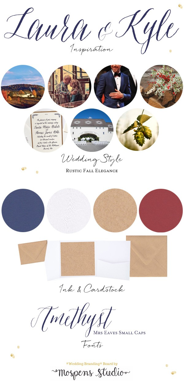 Rustic fall elegance wedding ideas | www.mospensstudio.com