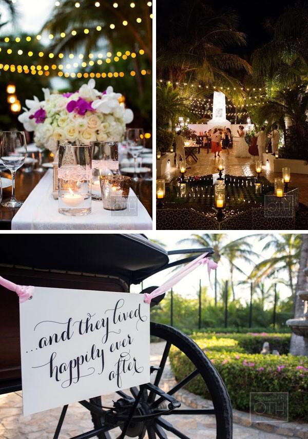 Real Wedding: Destination Wedding Mexico - www.mospensstudio.com